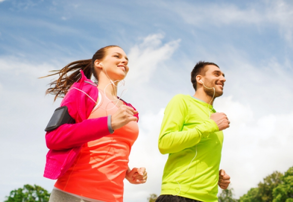 How Running Makes You Happy