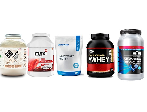 The Best Whey Protein