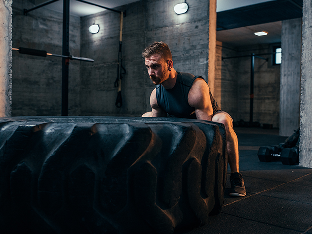 5 Moves To Build Super Strength From A Wwe Strongman