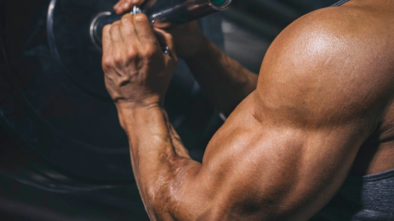 Do This Exercise to Get Thick, Powerful Arms